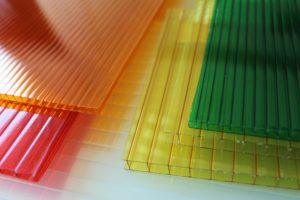Polycarbonat als Grundstoff zur Kofferherstellung