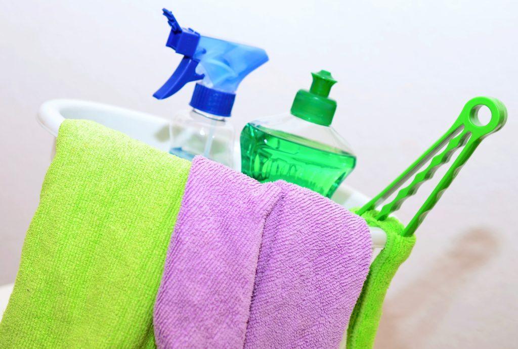 Koffer Reinigung & Pflege