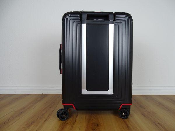 samsonite neopulse 55cm 38l blau test. Black Bedroom Furniture Sets. Home Design Ideas