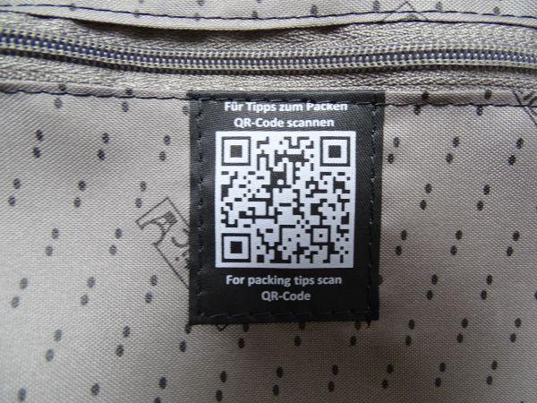 Stratic Unbeatable 2 Packliste per QR Code